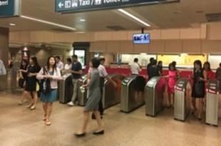 【シンガポール】クレジットカードで改札通過、4日から[運輸](2019/04/02)