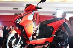 【インドネシア】国産電動バイクと伊バイクの2社が初出展[車両](2019/04/26)