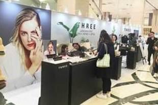 【韓国】化粧品「THREE」、韓国で百貨店に初出店[化学](2019/04/24)
