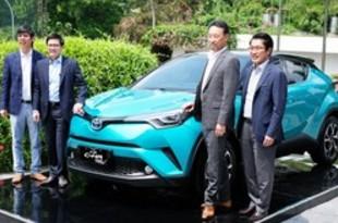 【インドネシア】トヨタ、小型SUVのHVモデルを投入[車両](2019/04/23)