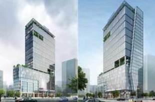 【ベトナム】三栄建築設計のオフィスビル、3Qに開業へ[建設](2019/04/24)