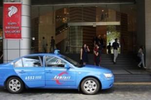 【シンガポール】タクシー最大手、自家用車配車に参入[運輸](2019/05/09)