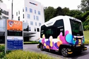 【シンガポール】陸運大手、9月までに自動運転バス商用化[運輸](2019/05/24)