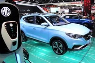 【タイ】中タイ合弁の上汽正大、中国製EVを発売へ[車両](2019/05/17)