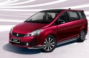 【マレーシア】プロトン、「イグゾラ」の新型モデル発表[車両](2019/05/29)