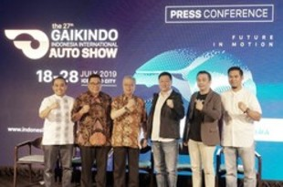 【インドネシア】首都GIIAS、四輪25ブランドが参加表明[車両](2019/05/16)
