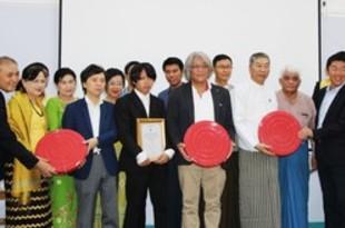 【ミャンマー】国産映画が保存の危機、日本からケース寄贈[社会](2019/05/20)
