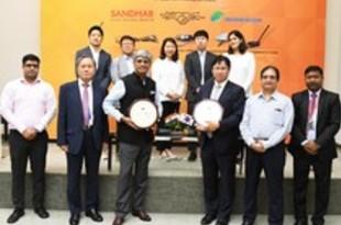 【インド】自動車部品サンダー、韓国同業と合弁契約[車両](2019/06/19)
