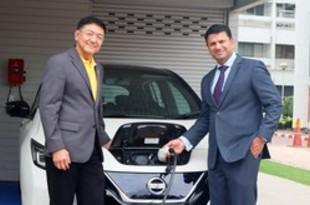 【タイ】日産EV、地方電力公団が家庭用充電を支援[車両](2019/06/20)