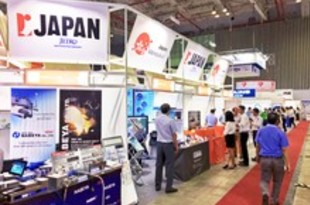 【ベトナム】工作機械の展示会が開幕、日本の中小24社も[経済](2019/07/03)