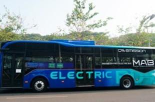 【インドネシア】ガルーダ、社員の送迎に国産電動バスを使用[運輸](2019/07/05)
