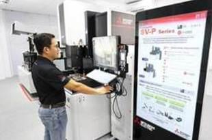 【ベトナム】FA機器市場に意欲、デモ機設置=三菱電機[電機](2019/07/22)