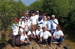 【インドネシア】JCB、中ジャワ沿岸部でマングローブ植林[社会](2019/07/03)
