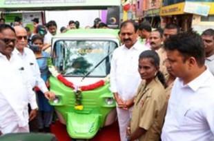 【インド】アマララジャ、AP州でEV用充電施設整備[車両](2019/08/27)