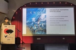 【インド】新海誠監督の来印決定、インドで日本映画祭[媒体](2019/09/11)