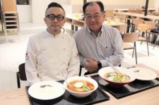 【台湾】亜企食材の複合飲食店、スープカレー心を誘致[食品](2019/09/12)