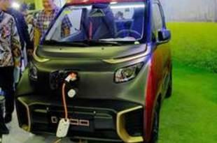 【インドネシア】五菱、インドネシアで来年EV生産開始か[車両](2019/09/30)