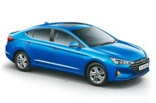 【インド】現代自、「エラントラ」19年モデルを公開[車両](2019/09/26)