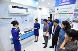 【ベトナム】パナ、空気ソリューションの展示ゾーン開設[電機](2019/09/20)
