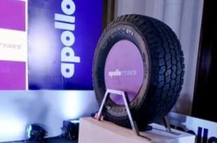 【インド】アポロタイヤ、新車市場低迷も投資を継続[車両](2019/09/16)