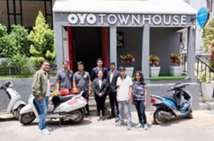 【インド】日系出資の新興車両レンタル、オヨと提携[車両](2019/09/09)