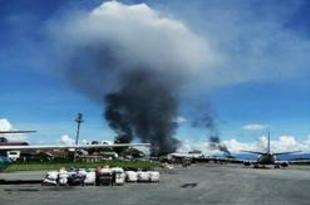 【インドネシア】パプア中部の暴動で17人死亡、負傷者も多数[社会](2019/09/24)