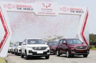 【インドネシア】五菱が完成車輸出開始、シボレーとして販売[車両](2019/09/26)