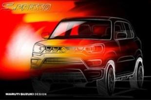 【インド】マルチスズキ、祭事期に小型SUV投入[車両](2019/09/23)