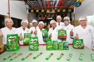 【マレーシア】食品ネスレ、世界最大のミロ生産施設を稼働[食品](2019/09/27)