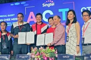 【シンガポール】シングテル、社員のIT技能向上に35億円[IT](2019/09/13)