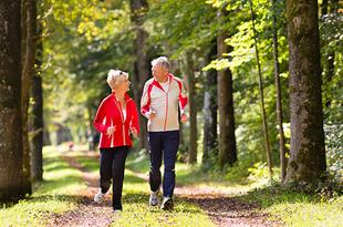 長生きの秘訣はゆっくりでも身体を動かすこと