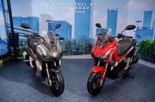 【タイ】APホンダ、スクーター「ADV150」発売[車両](2019/10/29)