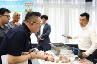 【香港】宮崎県、輸出強化へ県産食品の試食会[経済](2019/10/24)