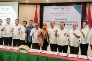 【インドネシア】メルパティ航空再生へ、ガルーダなどが協力[運輸](2019/10/18)