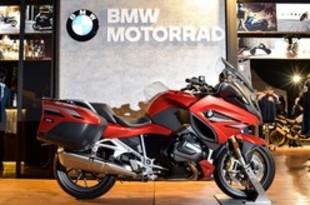 【タイ】BMW、ツーリングバイクの新モデル発表[車両](2019/11/12)