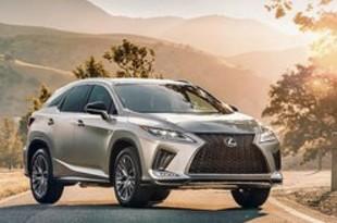 【インドネシア】レクサス、SUV「RX300」の新モデル発売[車両](2019/11/21)