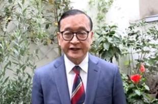 【カンボジア】旧野党党首が帰国表明、逮捕ならEU制裁も[政治](2019/11/05)