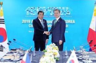 【韓国】韓フィリピンFTA、来年にも最終妥結へ[経済](2019/11/26)