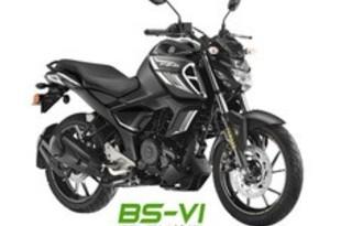 【インド】ヤマハ発が初のBS6適合車、今月発売[車両](2019/11/11)