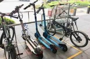 【シンガポール】電動スケーターの歩道走行禁止、5日から[運輸](2019/11/05)