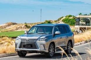 【ベトナム】トヨタ、レクサス「LX570」新モデル投入[車両](2019/11/04)