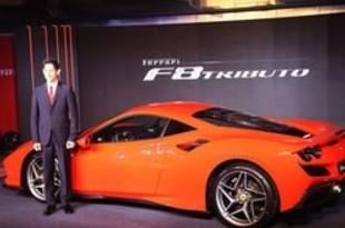 【タイ】フェラーリ「F8トリブート」をタイに投入[車両](2019/11/08)