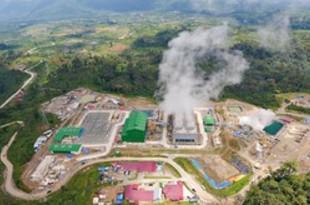 【インドネシア】住商、西スマトラの地熱発電所を商業運転[公益](2019/12/17)