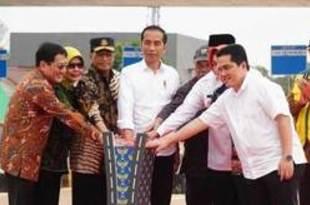 【インドネシア】首都の第2外環状道路、一部区間が完成[運輸](2019/12/09)