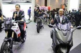 【タイ】日系二輪4社、エキスポで大型バイク販促[車両](2019/12/03)