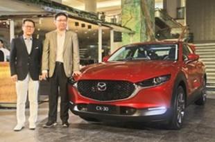 【インドネシア】マツダが新型SUVを発売、目標600台[車両](2020/01/30)