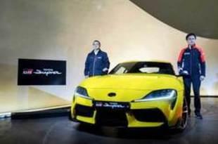 【韓国】トヨタ、韓国で「GRスープラ」発売へ[車両](2020/01/22)