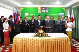 【カンボジア】神鋼環境ソリュ、シエムレアプで上水道拡張[公益](2020/01/10)