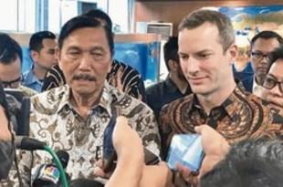 【インドネシア】米開発金融トップと会談、投資の意思確認[経済](2020/01/13)