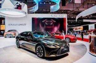 【ベトナム】トヨタ、レクサス高級セダンの新型を発売[車両](2020/01/09)